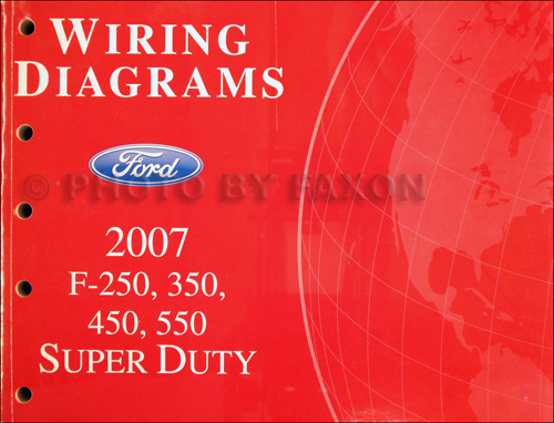 2007 ford wiring diagram  wiring diagrams page snow