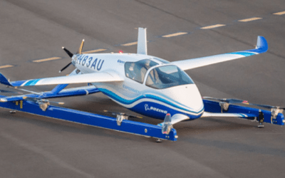 Ever Wonder About Urban Air Mobility?
