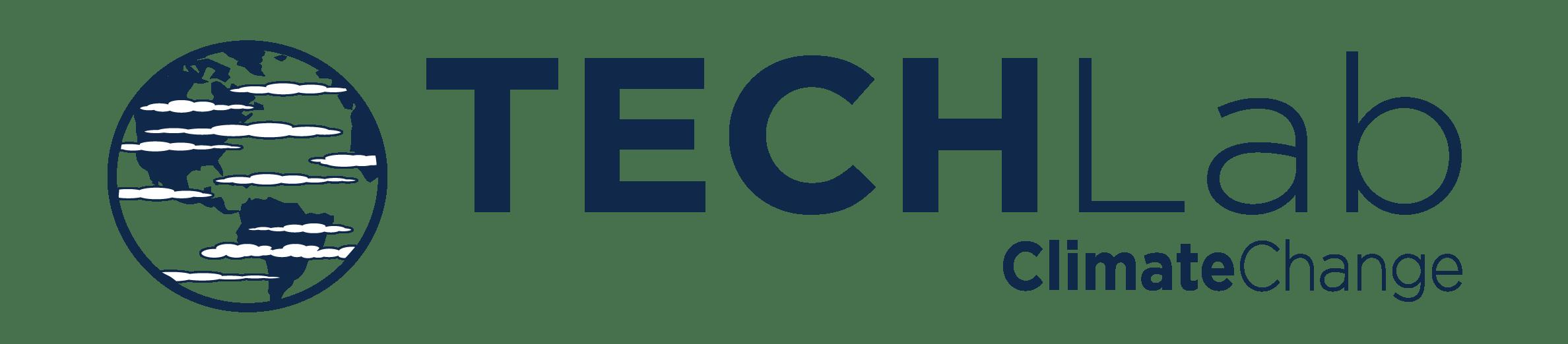 TechLabClimate Change Logo