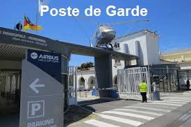 poste de garde