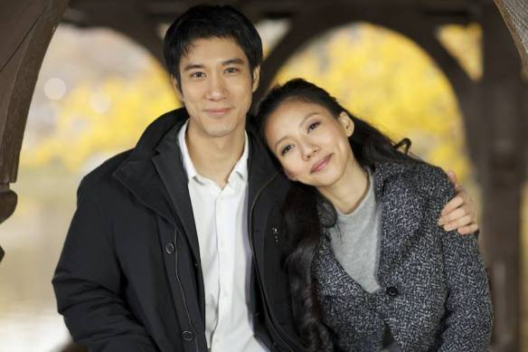 Wang Leehom is taken </3