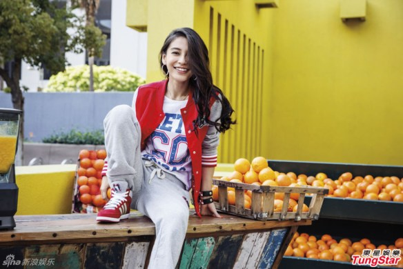 Why did Angelababy pwn the box office in a variety show film but flopped in a real one?