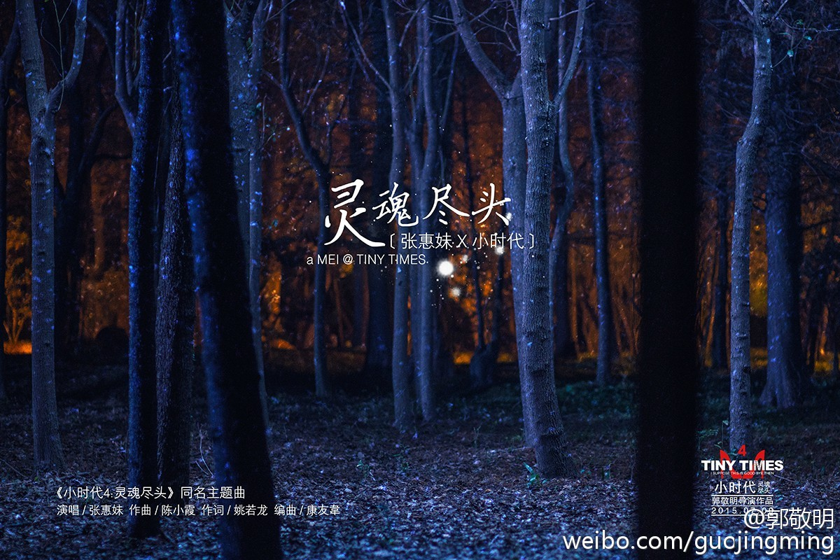 "Soul's End"" by A-mei concludes Tiny Times OST 