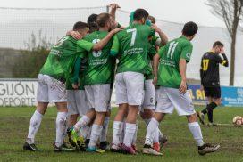 Galería Fotos C.F. Estudiantes - Rayo Gijonés 2ª Regional 10-03-19