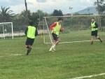 Intensifica la preparación el ESTU para la visita del Independiente C.F.