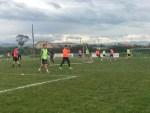 El ESTU se entrenó en el Nuevo San Julián preparando el primer partido de la fase de ascenso a 1ªRegional