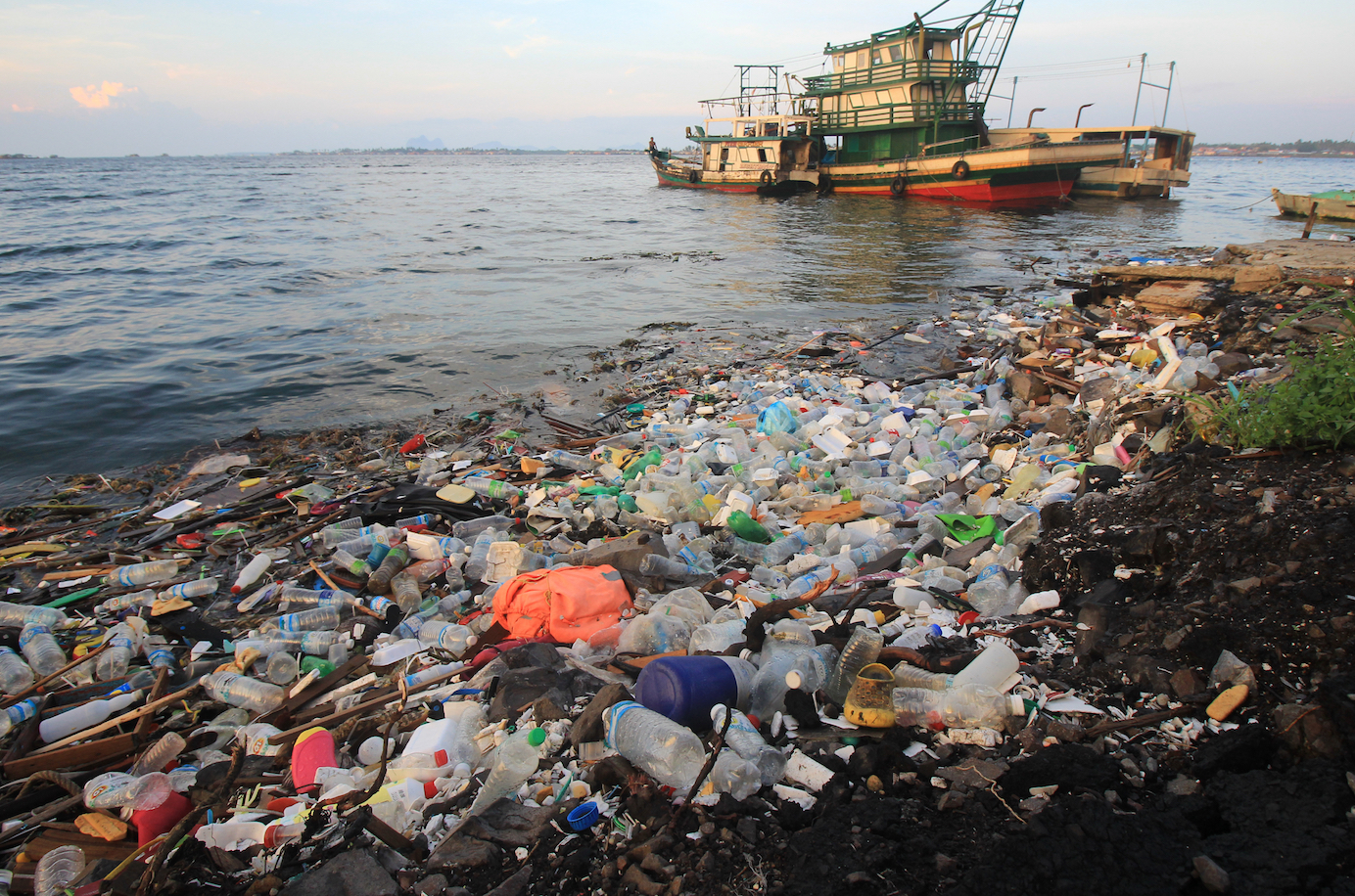 Plastic Pollution Becoming One Of The World S Biggest