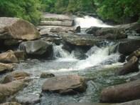 Hidden Falls, Horsepasture River