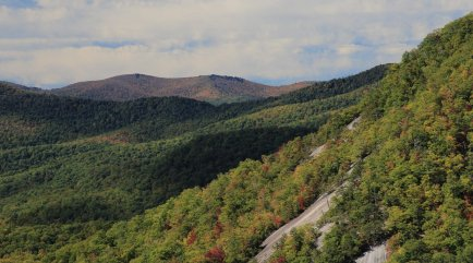 View from Slate Rock