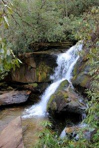 Cedar Rock Creek Falls