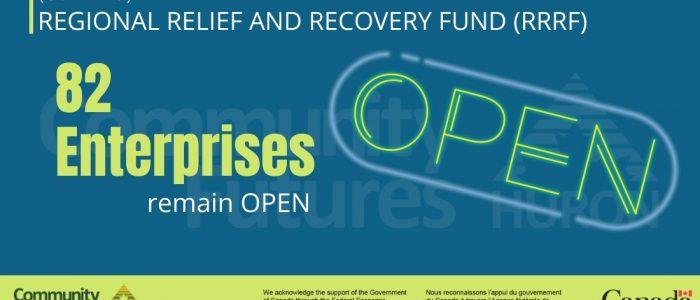 82 Huron County enterprises remain open