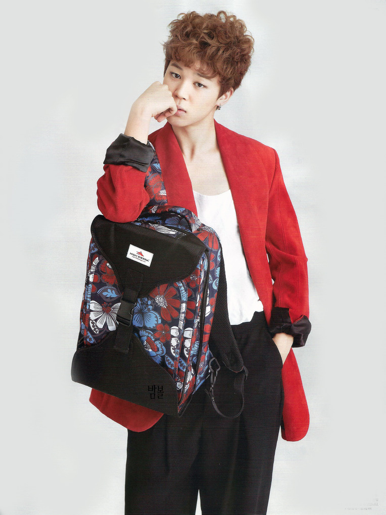 PictureScan BTS At Ceci Magazine February Edition 150119