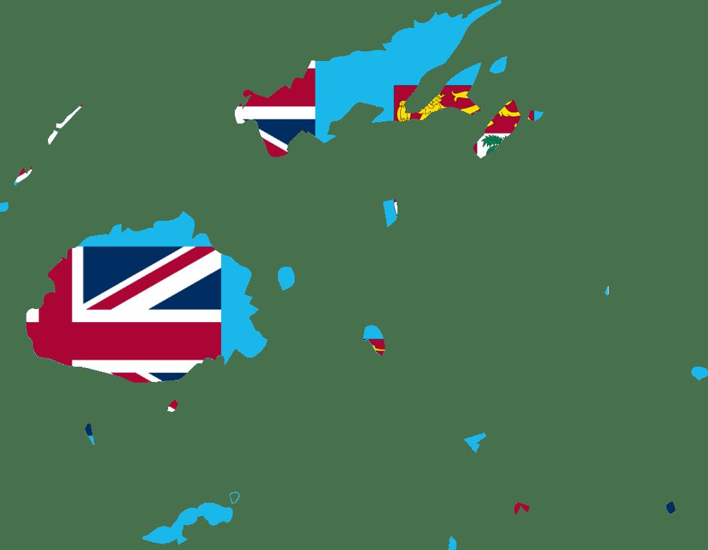 Fiji Coverage Map