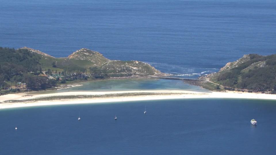 La costa con la mejor playa del mundo