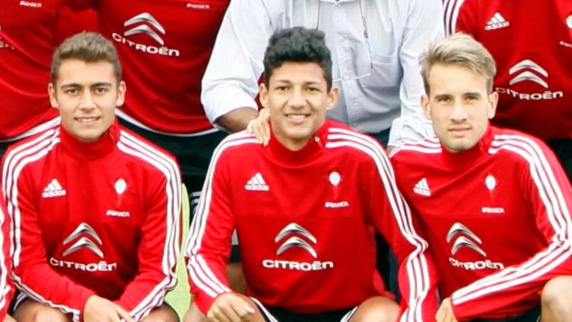 Marcos André, el otro excéltico del Valladolid