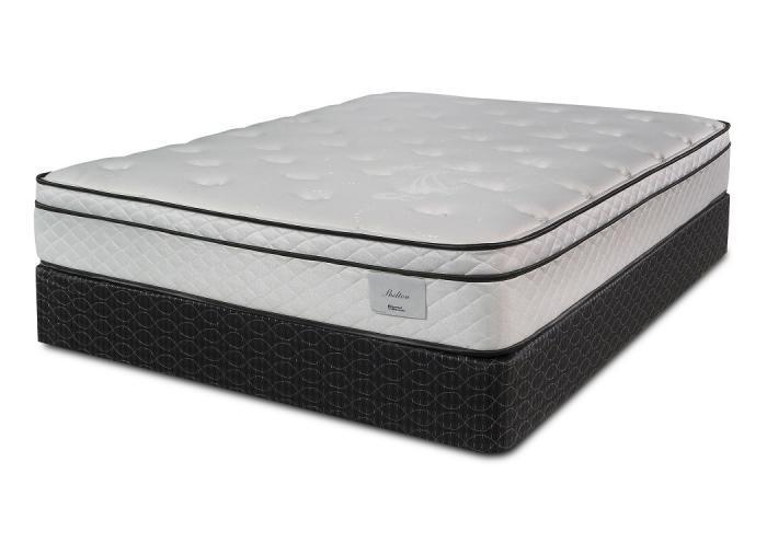shelton pillow top queen mattress w