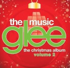 Glee Christmas Album Vol 2 Cover photo