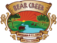 Bear Creek Music and Art Festival to bring thousands to The Spirit of the Suwannee Music Park Nov. 8-11