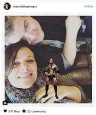 Patton Oswalt engaged to actress Meredith Salenger
