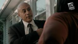 John Nicholson as Detective Rod Demery in Murder Chose Me