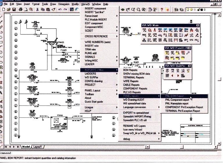 VIA's New Wiring Diagram 16.0 Integrates The Web