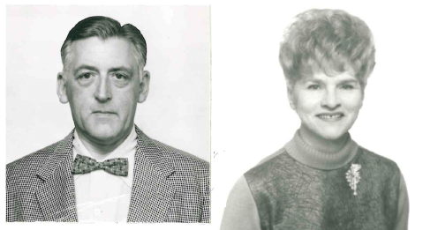 George & Yvonne Alkemade