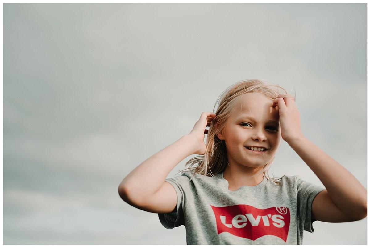 porträttfotograf Kungsbacka Göteborg Levis jag och himlen portrait photographer family photoshoot