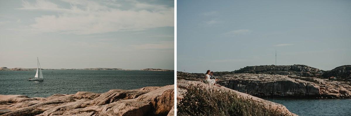 wedding photographer Sweden Bohuslan on the westcoast