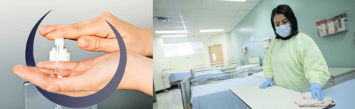 Hygiène et salubrité en milieux de soins