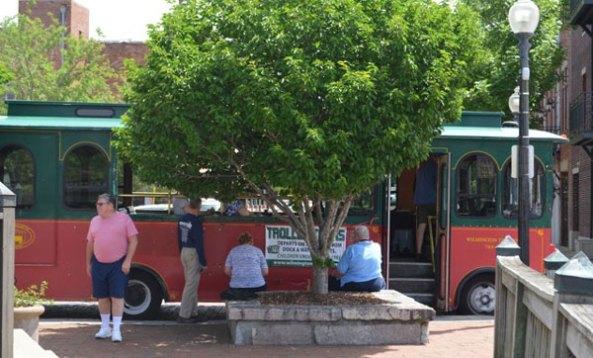 Wilmington-trolley-attraction
