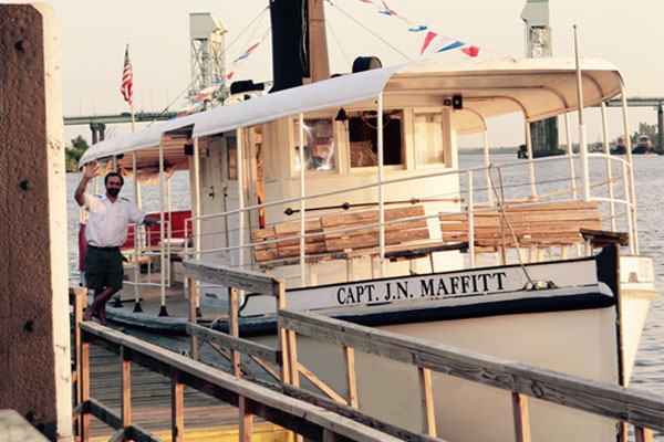 What to Expect on The Captain J.N. Maffitt Narrated Sightseeing Water Tours
