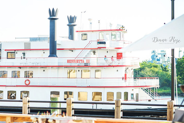 Farewell to the Henrietta III