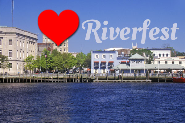 Things You Don't Want To Miss at This Years Wilmington Riverfest