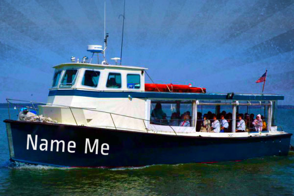 What Should We Name Wilmington's Newest Boat?