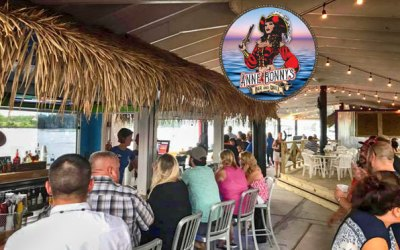 Anne Bonny's Bar & Grill Now Open at the Barge