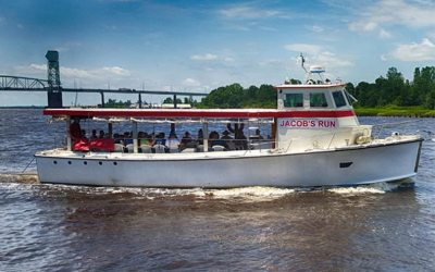 Winter Charters on the Cape Fear River Are Now Available!