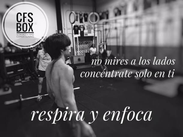 Wod CFS 027CFS Box Sevilla CrossFit Training respira enfoca