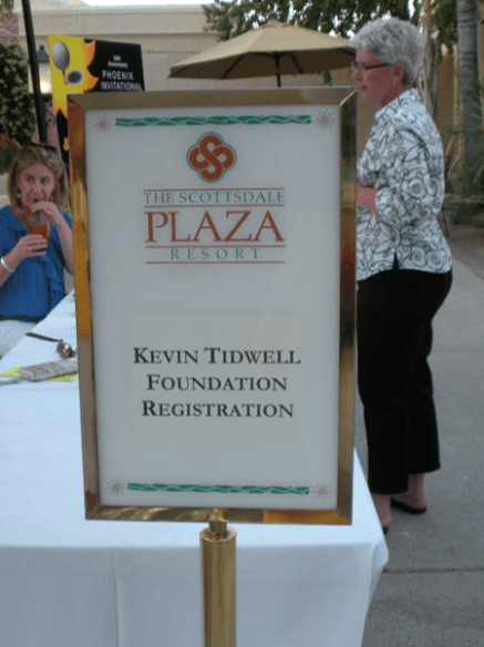 Kevin Tidwell Memorial Events