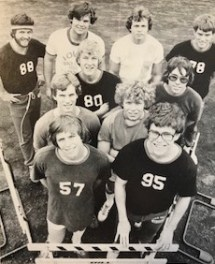 1978 Returning Lettermen