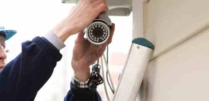 manutenção do sistema de CFTV