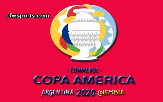 Copa America Fixtures