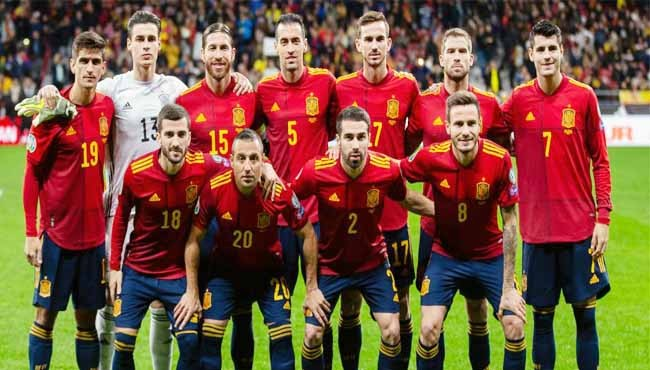 Spain national football team