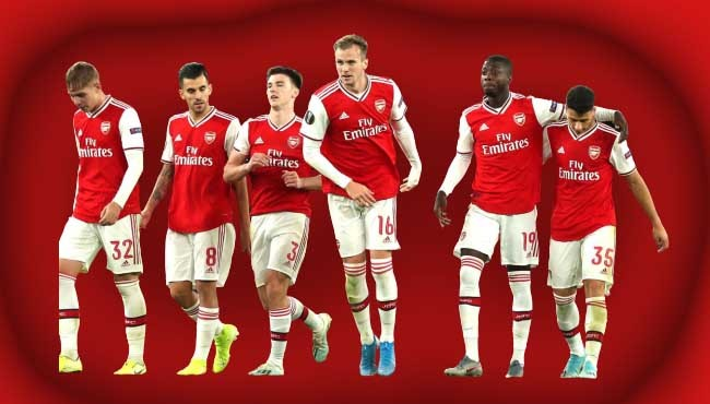 Arsenal FC football squads