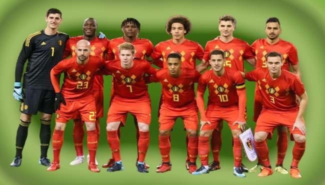 Belgium football squads