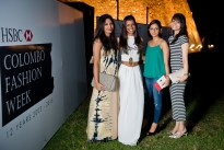 Serena in top, from Mango. Shalini Dasanayake in top, from Tarja. Thidasi Wagage. Aaliya Mohomed, in Zara.