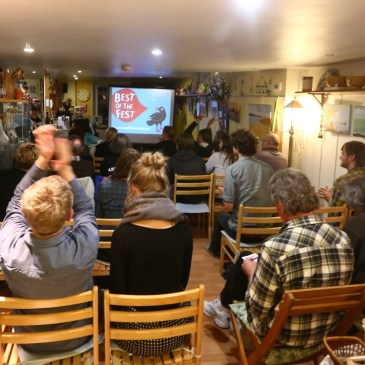 Community Cinemas deliver major benefits for well-being across the UK