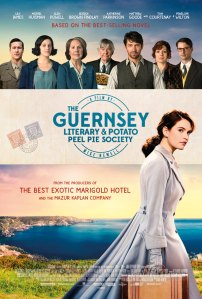 The Guernsey Literary and Potato Peel Pie Society @ Harrowbarrow & Metherell Village Hall | Harrowbarrow | England | United Kingdom