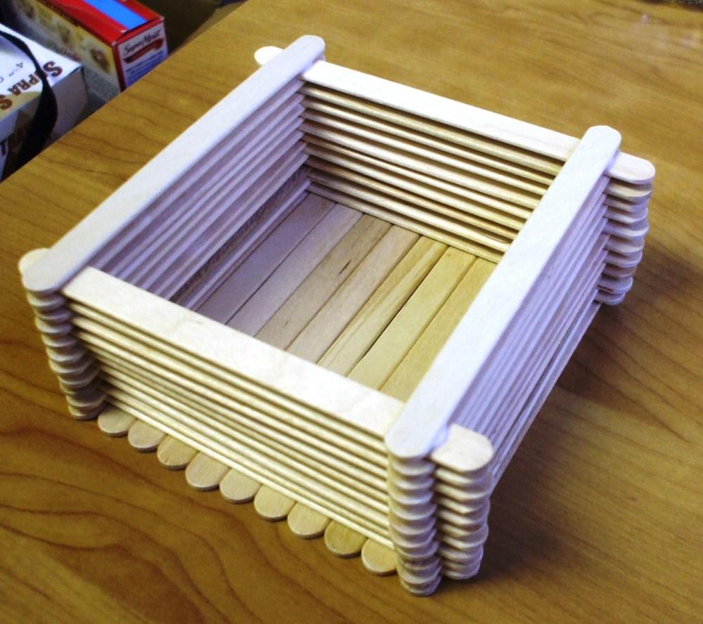 Cornerstone Crafts: Treasure/Jewelry Box (6/6)