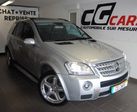 MERCEDES ML 320 CDI PACK AMG