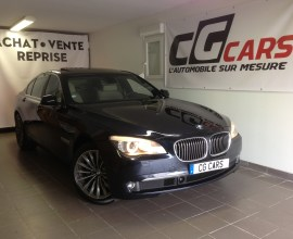 BMW SERIE 7 730D EXCLUSIVE
